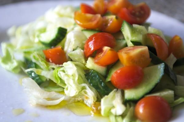 Bunter gemischter Salat