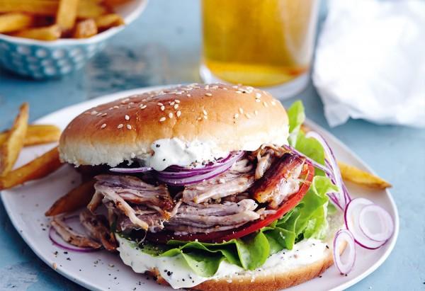 Pulled Pork Burger Pack